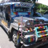 Typical mode of transportation - the jeepney