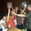Jerry ministering in Cebu City