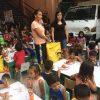 Local Lions Club in Cebu serve kindergarten a healthy meal